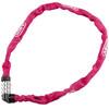 ABUS Web 1200/60 Cavo antifurto rosa